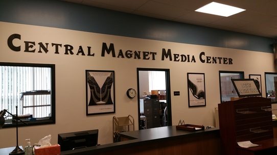 Central Magnet Library Photo